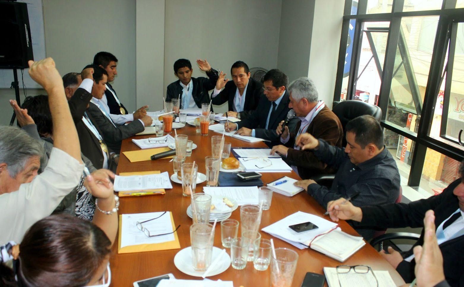 Portal informativo pleno del concejo ratifica solicitar for Foto del ministro del interior