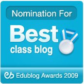 Best Blog Nomination