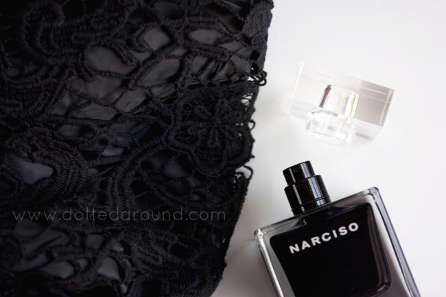 narciso nero eau de toilette