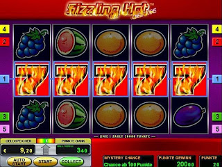 free slot sizzling hot 77777