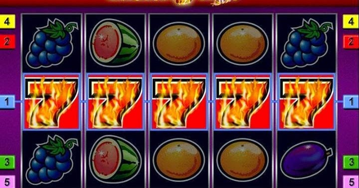 online casino slots sizzling hot free games