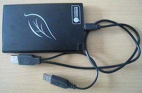 jual hard drive external hitachi 2nd