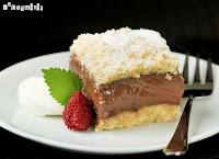Tarta de chocolate {sin horno}