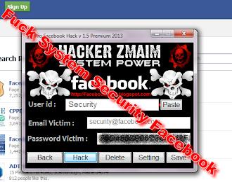 Pro Facebook Hack v 1.5 Premium 2014