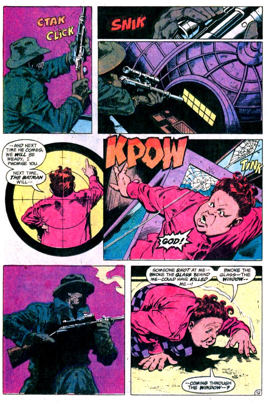 Detective Comics (1937) Issue #524 Page 13