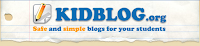 a picture of kid blog from Mrs.Long classroom