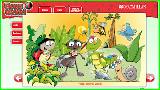 Bugs World website