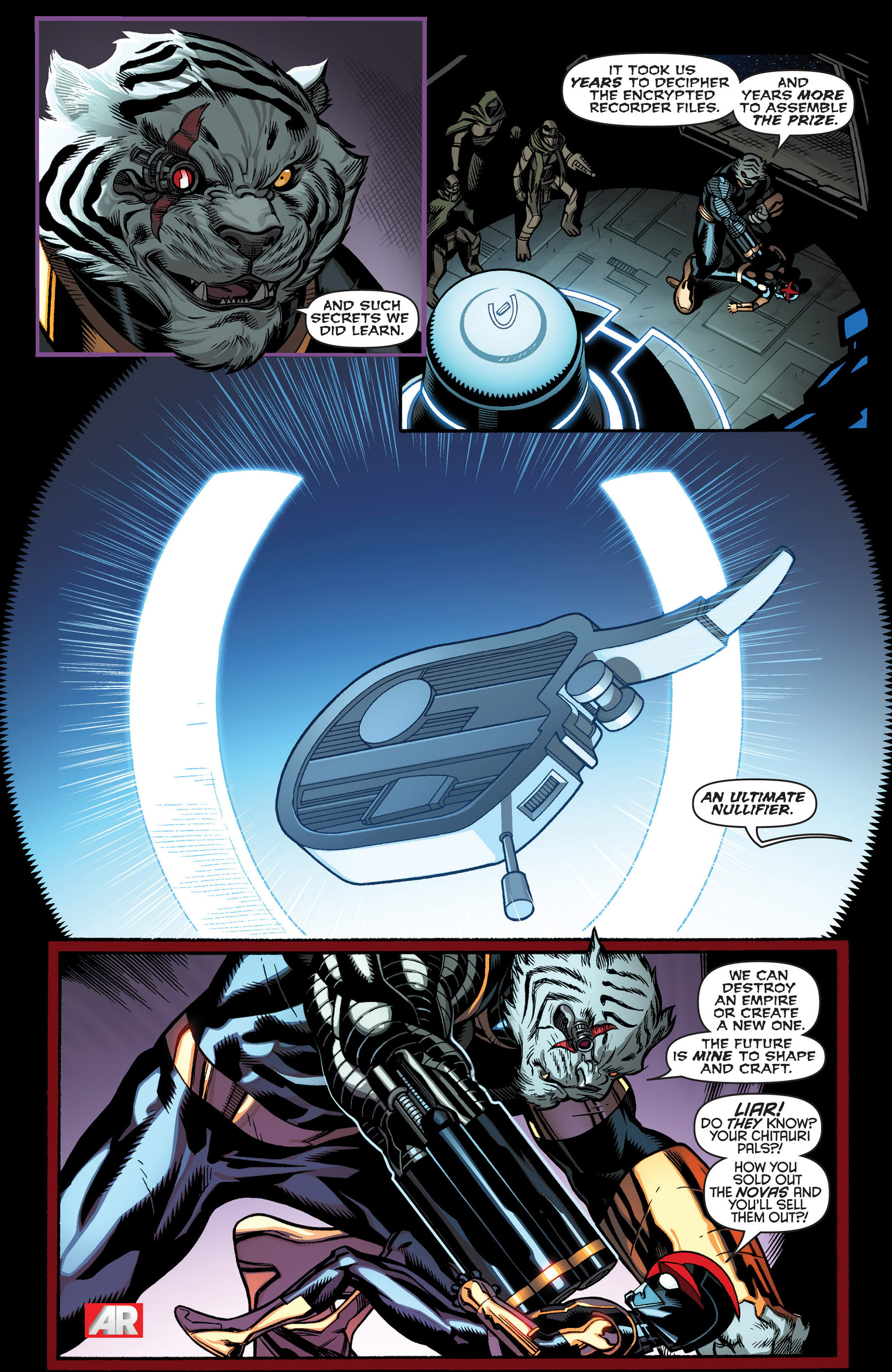 Nova (2013) - Chapter  4   pic 13