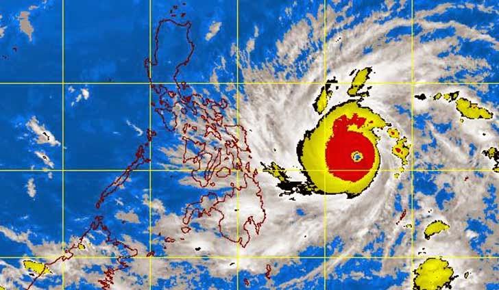 Super Typhoon Ruby