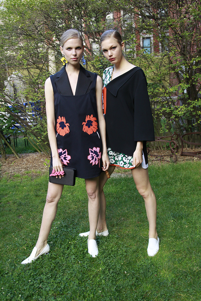 Stella McCartney Resort 2016