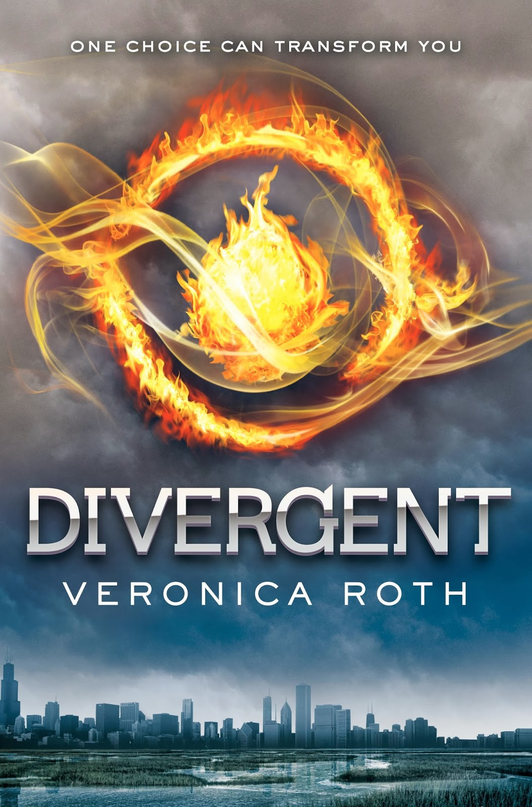 Divergent a dystopian novel that will keep you hooked