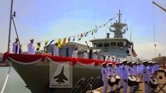 Pada 17 September 2014, dua alutsista terbaru diserah-terimakan kepada militer Indonesia, yaitu Kapal cepat rudal KCR-60M ketiga dan CN-235 Patroli Maritim ketiga.