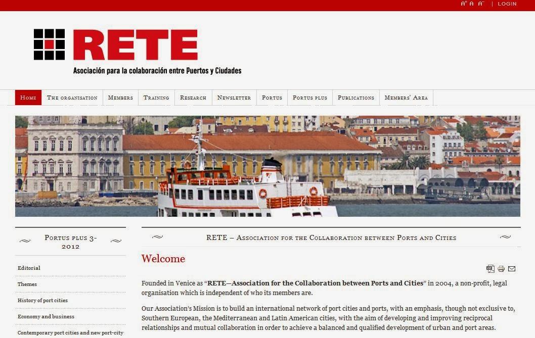 RETE Associação Portos Cidades