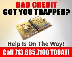 GOT CREDIT RELATED ISSUES?