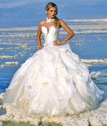 Buy Puffy Wedding Dresses
