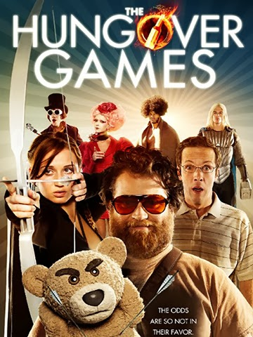 The Hungover Games film streaming