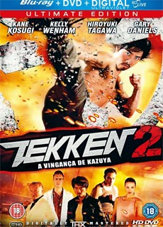 Tekken 2 – A Vingança De Kazuya Dublado Torrent