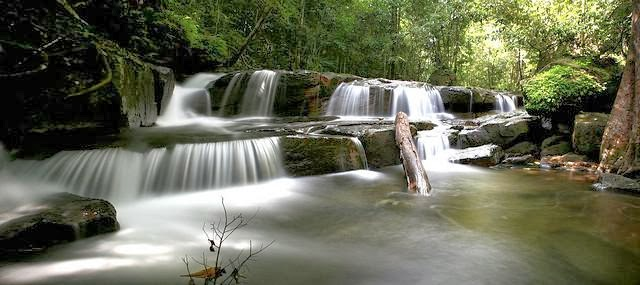 suối tranh - vườn quốc gia phú quốc