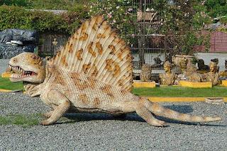 Dimetrodon - Binatang Purbakala