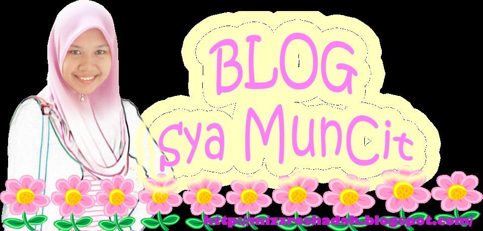 Blog Sya MunCit