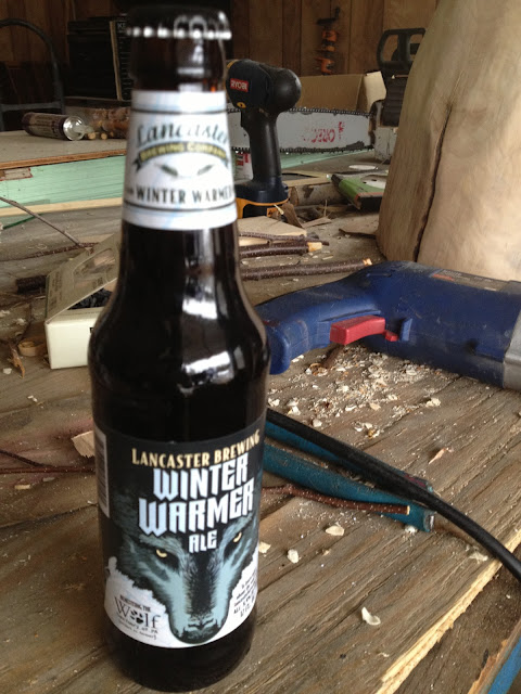 Lancaster Brewing Winter Warmer Ale