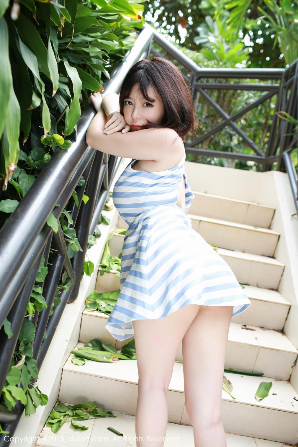 027 - XiuRen No.362 Faye