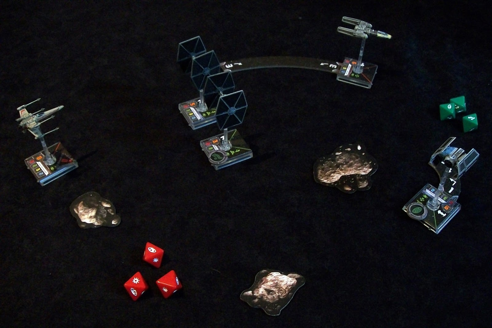 X Wing Game The Heralds of Ruin Ki...