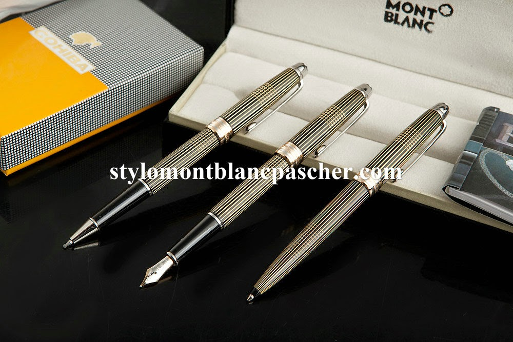 stylo mont blanc moins cher