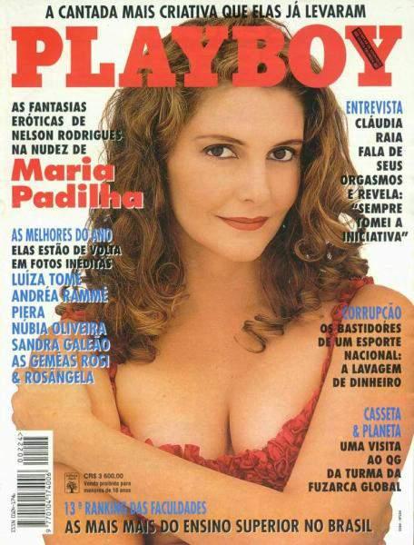 Maria Padilha - Playboy 1994