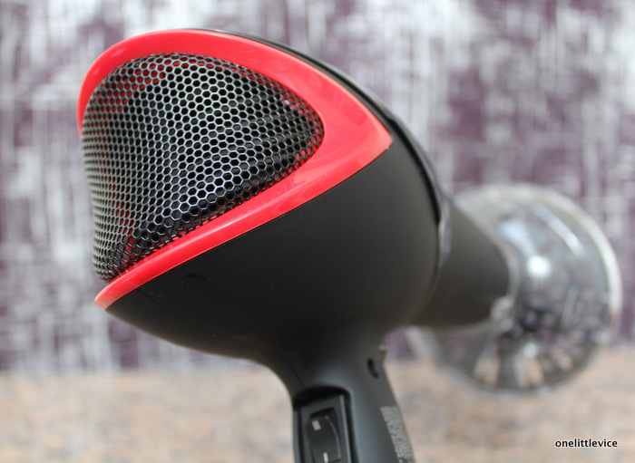 one little vice uk beauty blog: boots hairdryer review