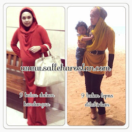 My Own Testimoni : Mother of Three