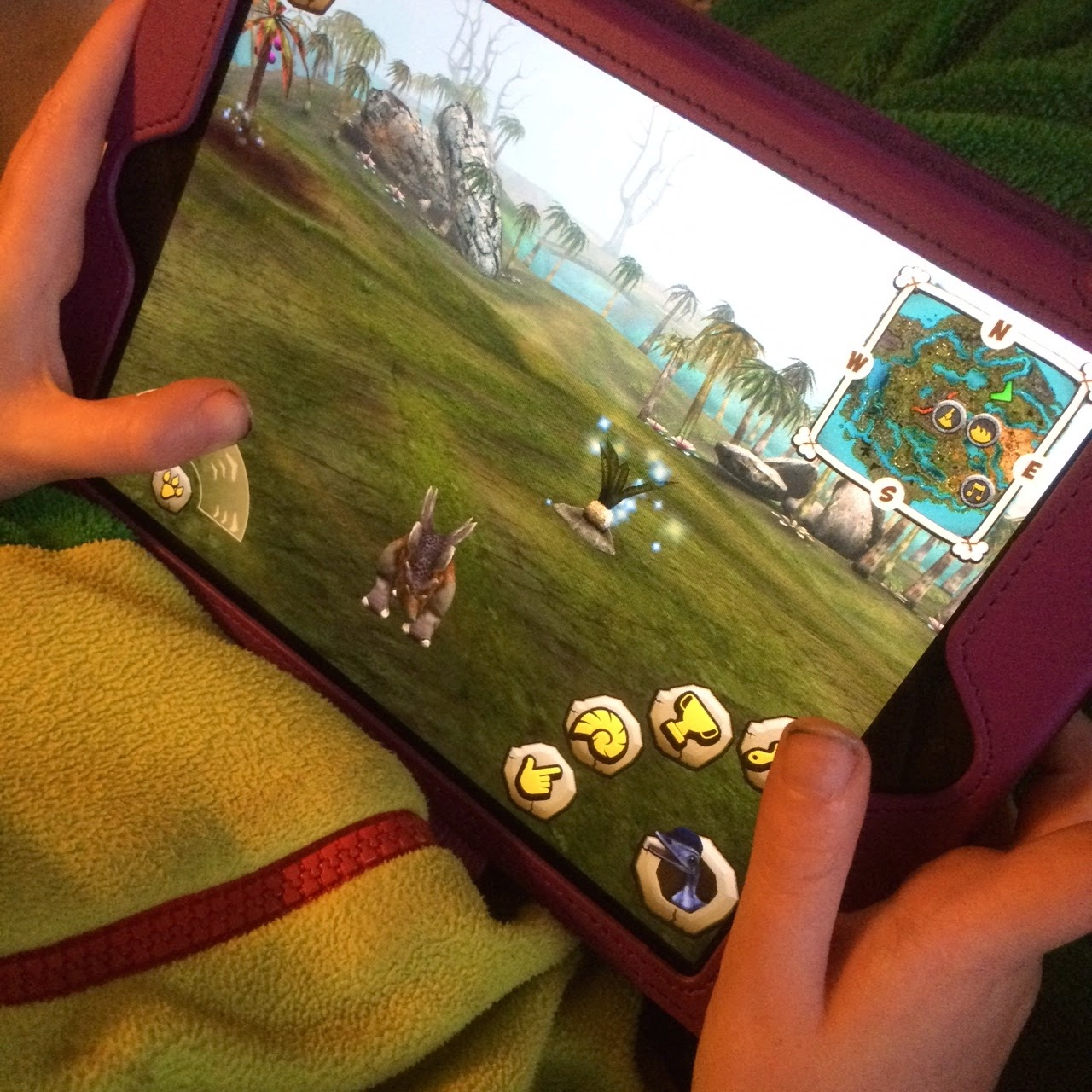 Dino Tales App