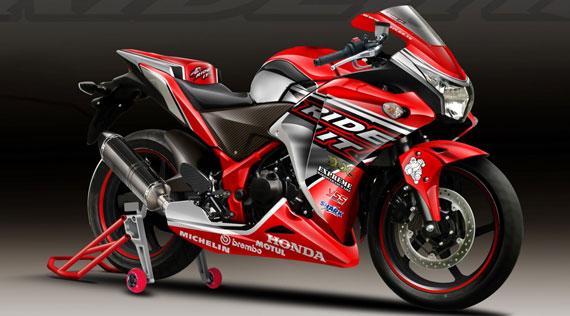 Honda CBR250R Thailand Modification