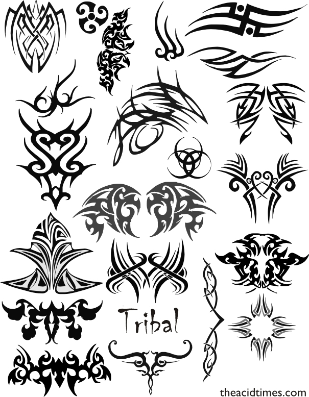 Blog danyela karretero m los tatuajes - Dibujos tribales para tatuar ...