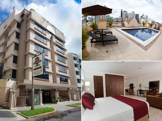 Hotel Coral Suites Panama