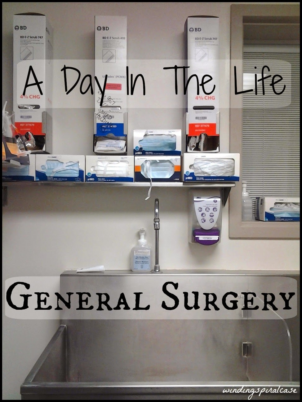 day in life general surgery
