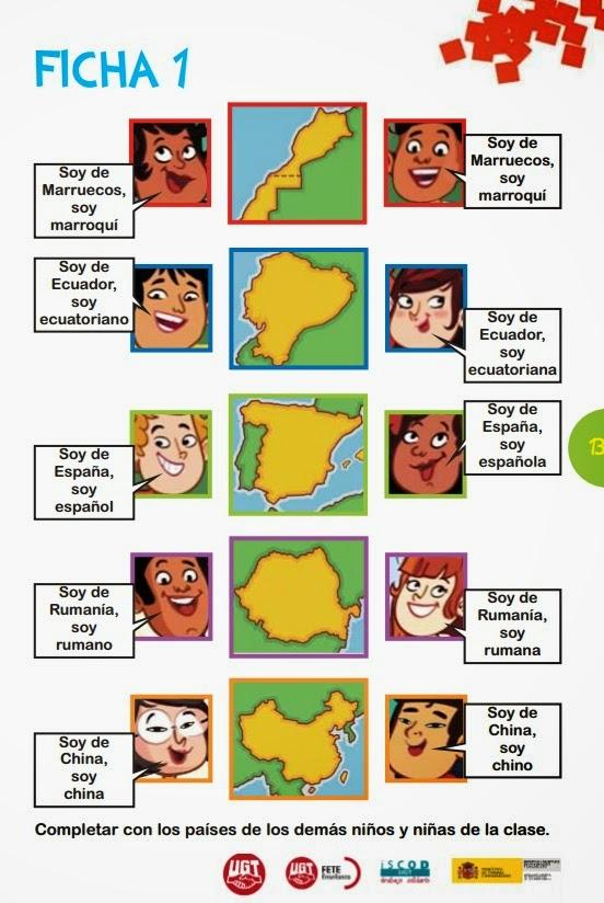 ACTIVIDADES DE ESPAÑOL PARA NIÑOS Y NIÑAS DE 6 A 9 AÑOS