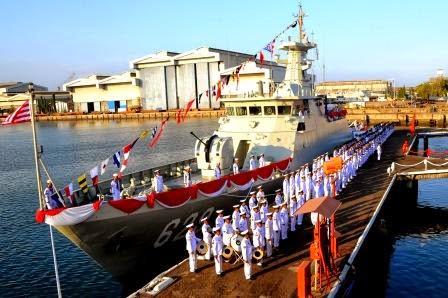 Bakamla dapat aset awal 10 kapal TNI AL