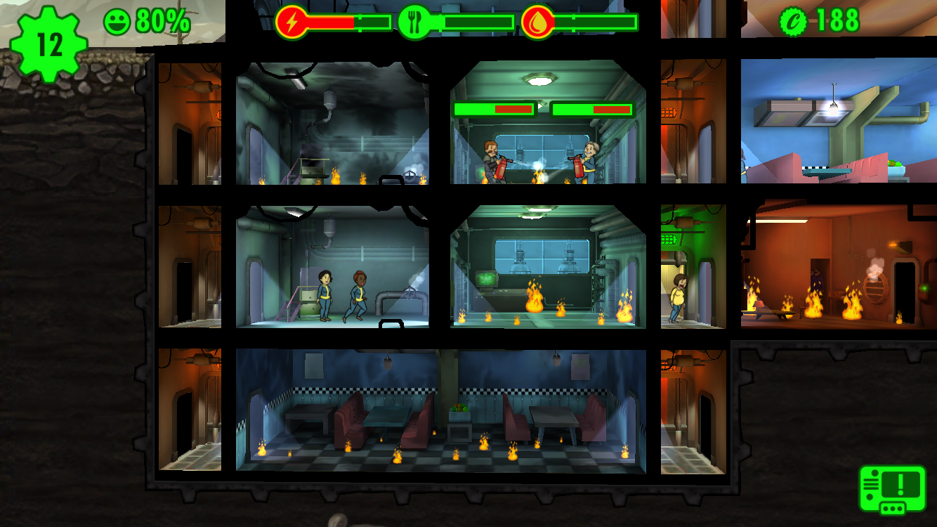 how to raise the happiness of dwellers in fallout shelter