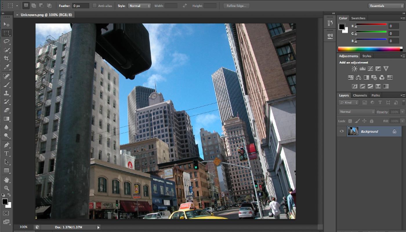 تحميل برنامج فوتوشوب مجانا كامل