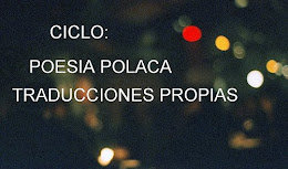 Ciclo poesía polaca.