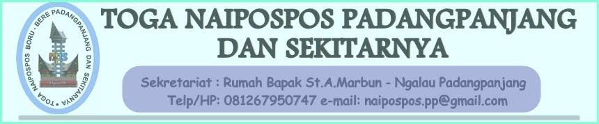 Kop Surat Naipospos Padangpanjang