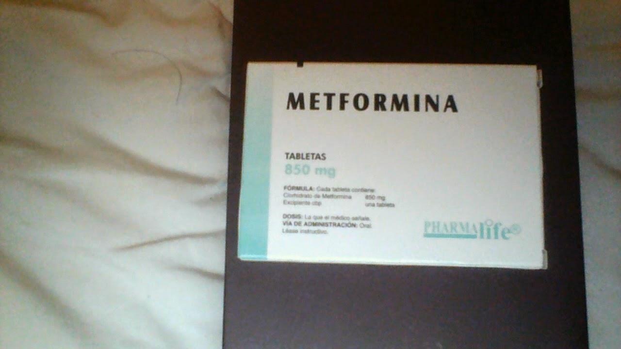 Metformina para adelgazar. | Beauty From Pain