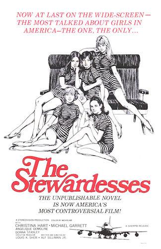 Stewardessen im Film