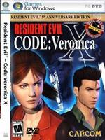 Download Resident Evil Code Veronica X PC