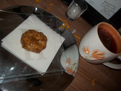Tea and Cookie by Custom Taste