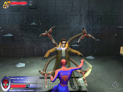 Spider Man 1 screenshot 1