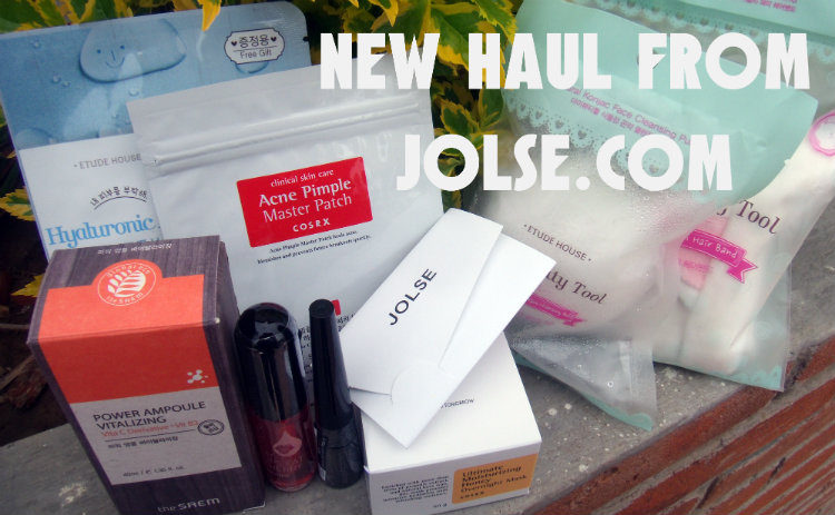 Haul from Jolse.com