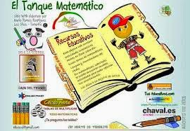 http://www3.gobiernodecanarias.org/medusa/eltanquematematico/#BLOQUES