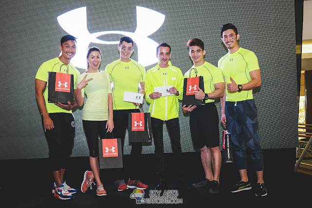 2nd Runner Up Team @ Under Armour Earn Your Armour Campaign